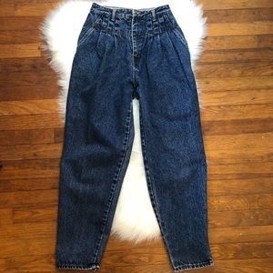 [Vintage] 90's High Waisted Mom Jeans